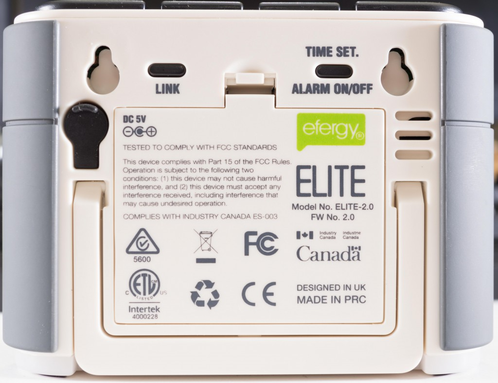 Efergy Elite Classic 2.0 Receiver