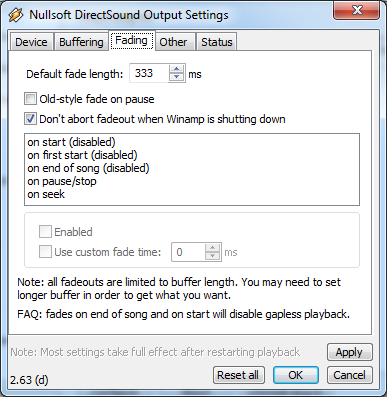 V2.6 NULLSOFT DOWNLOAD OUTPUT DIRECTSOUND FREE